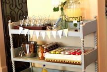 Party ideas and decorating for an AMAZING BASH! / by Lisa Sutton