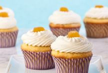 Cakes, Cupcakes, Tortes, and their Frosting