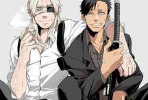 Great anime/manga