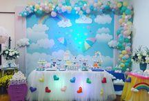 Festas e decorações