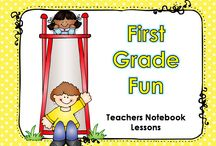 First Grade Fun / Please pin lessons, pictures, ideas, etc. that are appropriate for first grade. Products may be paid or free. Please pin two free items or ideas for every 1 paid item.
