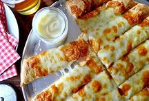 Appetizers (Garlic Finger)