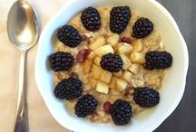 Breakfast / Start your day in the best way with a nutritious breakfast!