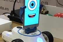 Robobo / Fotos del Robot Educativo y sus accesorios