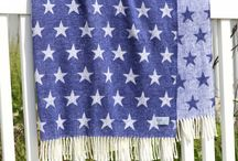 Fourth of July. ...USA Decorations / 4th of July decorations for your home party americana / by Annette Salerno