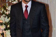 reception suits