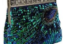 peacock outfit