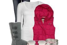 Winter/Fall outfits / by Joecelyn Guzman