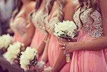 J's bridesmaids