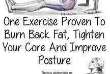 Back posture