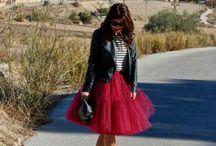 faldas que me gustan