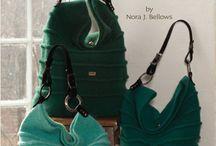 felted bags / by michelle berkey