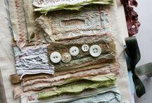 fabric / Wonderful use of fabric