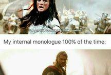 Funny super heros