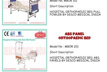 Exporters Medical Furniture / We deal in a wide array of Orthopedic bed exporters in India at very attractive price. We are using high quality yarns and fabric and are in conformity with the international standards.