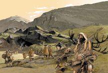Paleolit-ilustracje