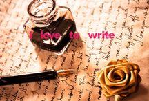 Writing inspiration! / by Desirée Ashlyn