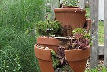 Garden ideas / by Chris Hubbard
