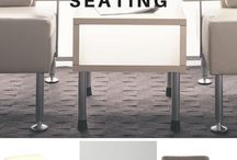 Office Lounge Furniture / Lounge Seating can give you the new look you want or help compliment the look you already have.