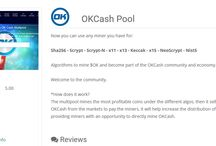 OKCash - International Cryptocurrency