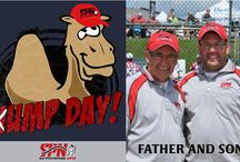 hUmp Day / It's UMP DAY.  Weekly we feature one of the Fantastic Umpires from around the country.  If you would like to nominate your favourite ump, please send us a photo, bio and his fav umpy story. Please send to spn@slo-pitch.com