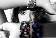 flores y corazones emeime / pulseras, broches, anillos, collares, colgantes, pendientes