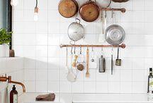 Køkken detaljer