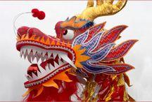 carnaval dragon