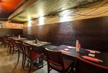 Hannya Restaurants / Taking a Look at the Hannya Restaurants
