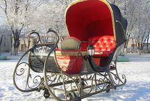 I hear those sleigh bells ringing....
