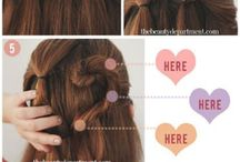 Hairstyles for triva