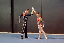acrobatic gymnastics / The sport of acrobatic gymnastics