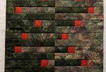 """Mini Madness / Mini quilts made during """"Mini Madness"""" with the Island Batik Ambassadors! #minimadnessib / by Island Batik"""
