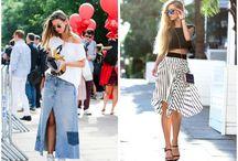 Sokak modası / Sokak modası
