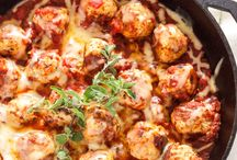 Dinner Ideas / Recipes