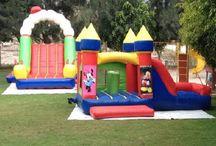 Juegos infantiles Michoacan