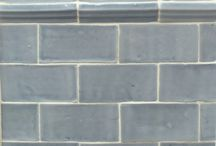 Subway Tiles hand made / Tiles hand made Collection Subway 7'5x15x1 cm