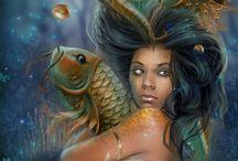 Mermaids of Color