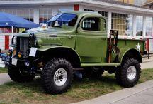 pickups / Pickup trucks