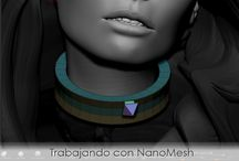 Barruz Studio Digital Sculpture Tutorials / Nuestros tutoriales y videotutoriales de escultura digital