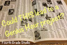 Genius Hour / by Katy Kiser Caughran
