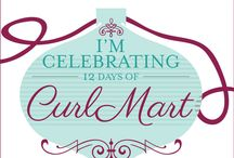 #12DaysOfCurlMart | Holiday Wishlist + Giveaway / 'Tis the season to show your curls, coils, and waves some love! We're celebrating 12 Days of CurlMart with a GIVEAWAY and a custom shop filled with a few of our favorite #curlyhair bloggers' favorite things! What's not to love. Happy shopping! / by NaturallyCurly.com