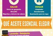 Aceites esenciales y su uso