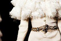 White & Cream Fashion!