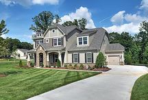 Enclaves at Crismark / The Enclaves at Crismark is a truly unique opportunity to be in Union county but have easy access to major roads like 485 (just one mile away) and also easy access to uptown Charlotte. Designed for folks that want the finer things in life but don't want to pay an arm and a leg!! We offer ranch style homes as well as master down and master up two story homes. Most homes are built with 3 car garages.