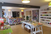 Millie Moon / Our beautiful shop and everything in it. Hope you like it too.