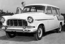 Family owned car models / The Cars we have owned