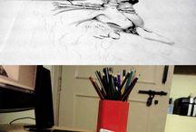 Manulal's Drawings / My pencil Drawings
