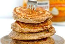 Pancake/brekky ideas