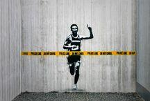 Street Art Dolk